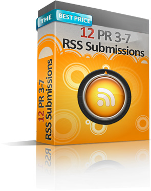 12 PR 3-7 RSS Submissions