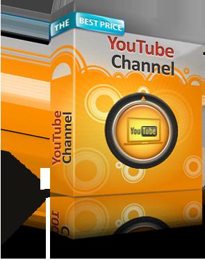 Custom YouTube Channel Design