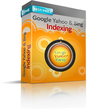 Google, Yahoo and Bing Indexing